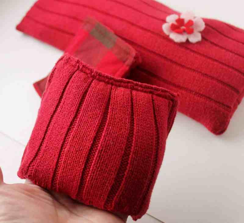 homemade heating pads and hand warmers