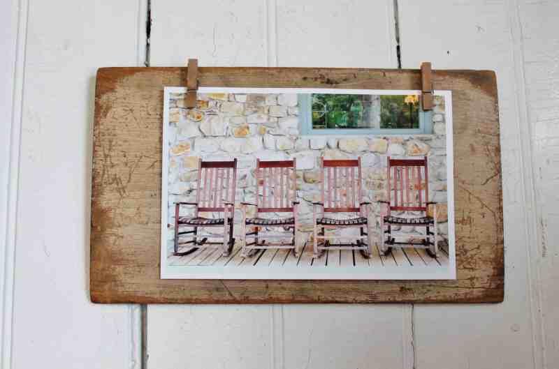 rocking chair photo