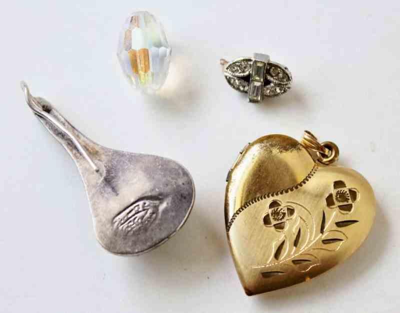 misc jewelry parts
