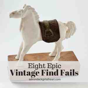 8 Epic Vintage Find Fails