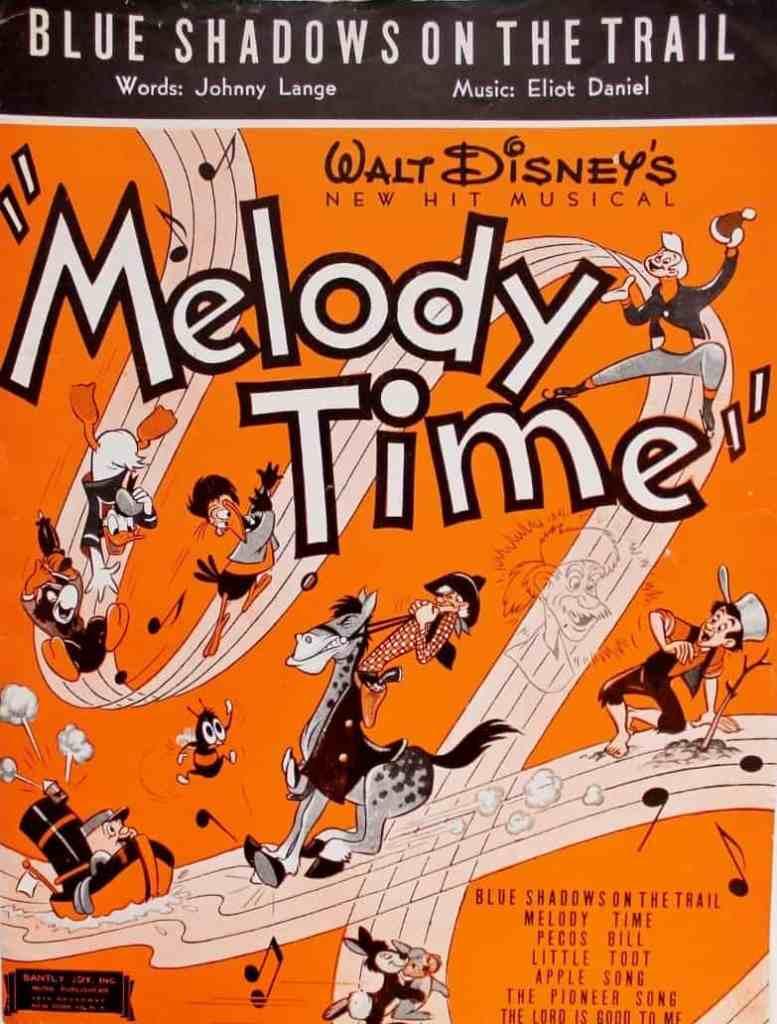 Melody Time, Walt Disney, 1948