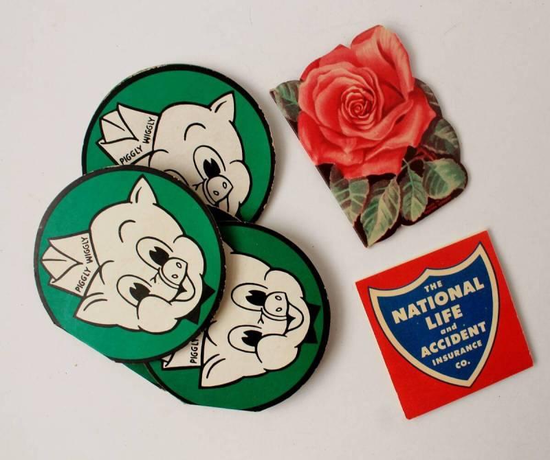 Vintage Needlecases