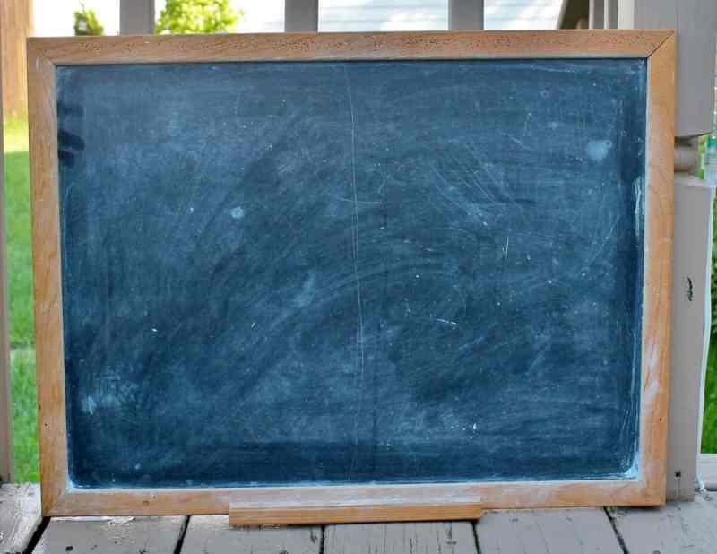 Vintage Chalkboard (1200x927)