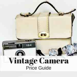 Vintage Camera price guide