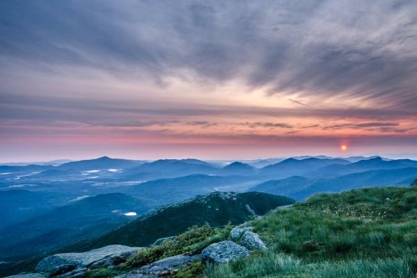 Algonquin Sunrise Adirondacks