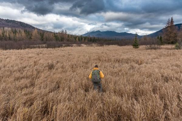 Tyler Socash Hiking