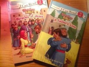 """2 Adventure Bible """"I Can Read"""" Level 2 Book Review"""