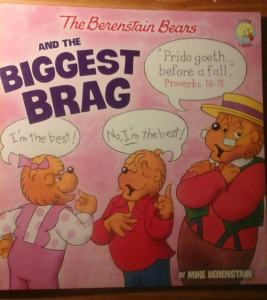 The Berenstain Bears and The Biggest Brag Book Review