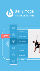 Daily Yoga – Fitness On-the-Go Review #DailyYogaApp