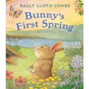 Bunny's First Spring by Sally Lloyd-Jones