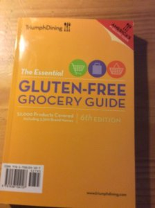 """""""New"""" The Essential Gluten-Free Grocery Guide Review #triumphdining"""