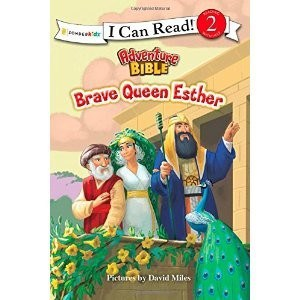 Brave Queen Esther and Noah's Voyage ~ Book Review