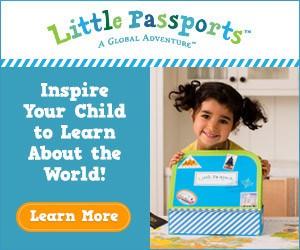 Jet-setting to Kenya with Little Passports