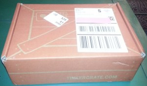 Tinker Crate Subscription Box Review