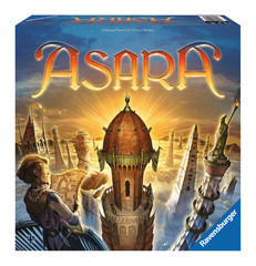 Review: Asara board game by Ravensburger