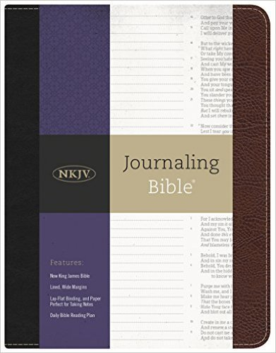 KJV Journaling Bible® Book Cover
