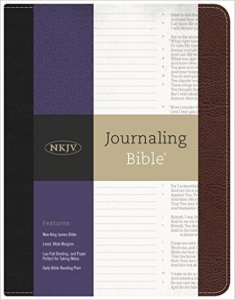 NKJV Journaling Bible Review