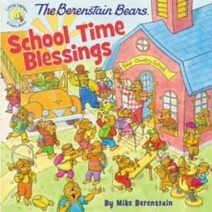 3 of The Berenstain Bears by Mike Berenstain ~ Book Review