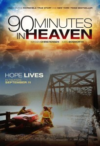 90 Minutes in Heaven: A Review #HOPELIVES  #FLYBY