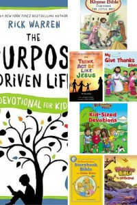 Children's Bibles & Devotion Books Review