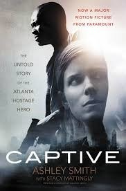 Captive: The Untold Story of the Atlanta Hostage Hero Book Cover