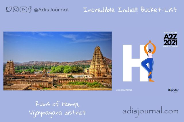 Hampi: Ruins of Glorious History