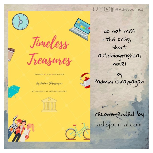 Timeless Treasures – Book Review