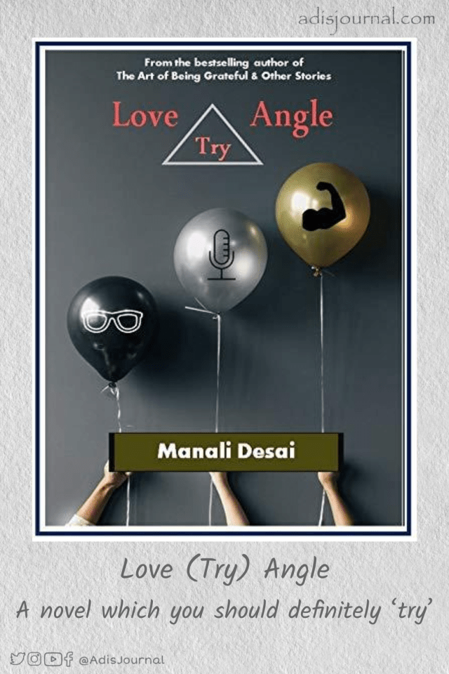 Love (Try) Angle – Novel you should definitely 'try'
