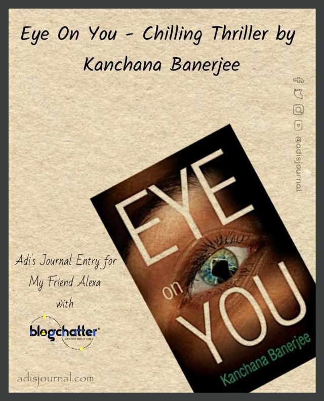 Eye On You – Chilling Thriller by Kanchana Banerjee