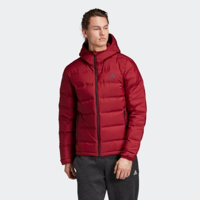 AS HELIONIC HOODED DOWN JACKET DZ1426
