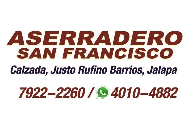 Aserradero San Francisco