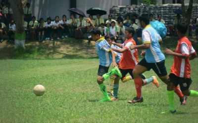 Inter-house Football Tournament