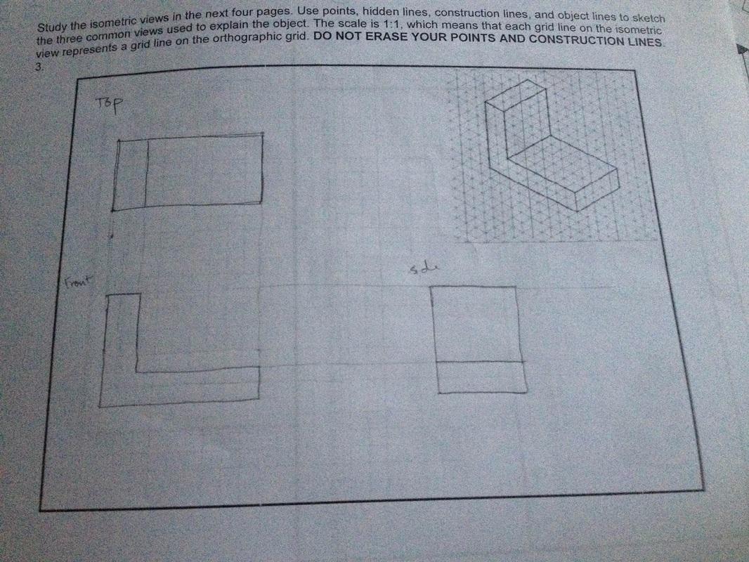 Multiview Sketching 2 3 Amp 2 4