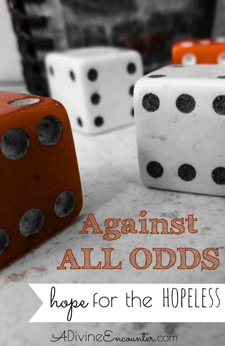 Against All Odds: remarkable faith and miraculous healing