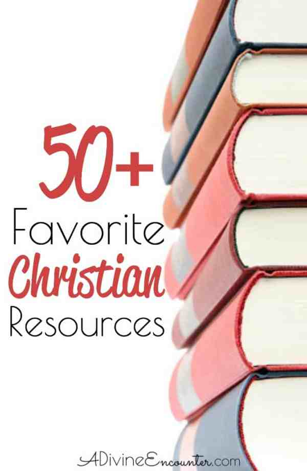 A Christian book list including suggested resources on the topics of Christian living, parenthood, Biblical womanhood, and homeschooling.