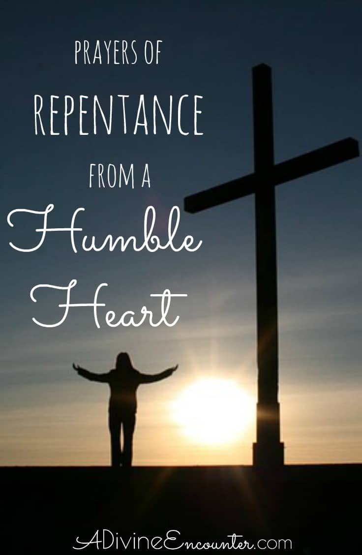 Prayer Lord, have mercy - repentance from the heart