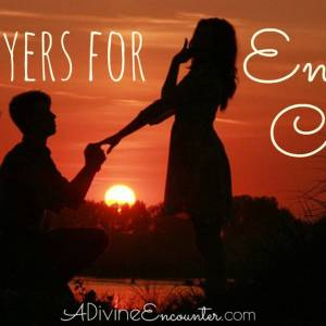 Praying the Scriptures: Prayers for Engaged Couples
