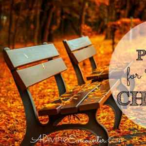 Praying the Scriptures: Prayers for Seasons of Change