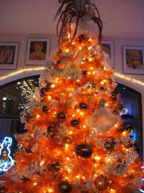 orange christmas tree 60 most popular tree decorations ideas a diy 12223