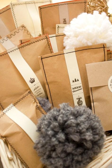 DIY Last Minute Sweet Bags