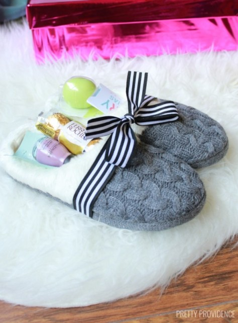 Cozy Slippers Gift