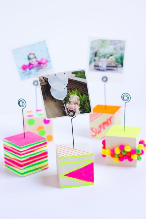 DIY Instagram Photo Holders