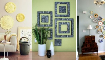 10 DIY Butterfly Wall Decor Ideas With Directions - A DIY Projects