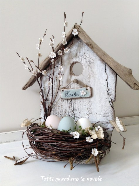 Easter Birdhouse