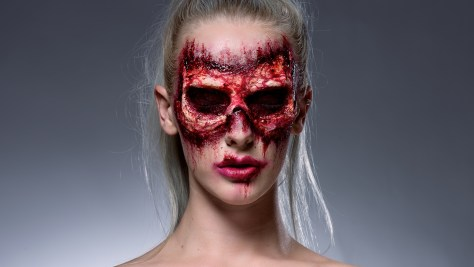 Eyes Halloween Makeup