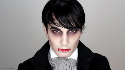 Halloween Makeup for Boys