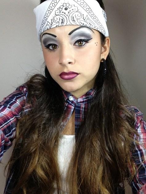 Halloween Makeup for Girls