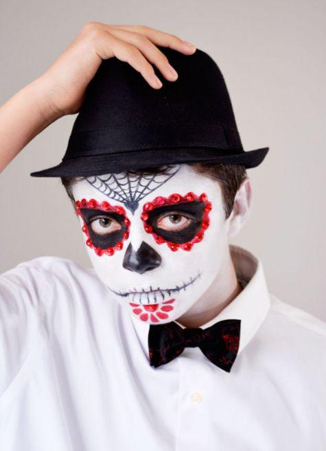 Halloween Makeup for Guys