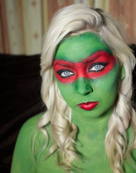 Halloween Makeup for Teens