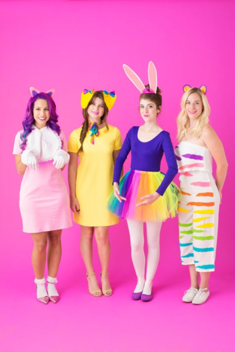 Lisa Frank Halloween Costumes